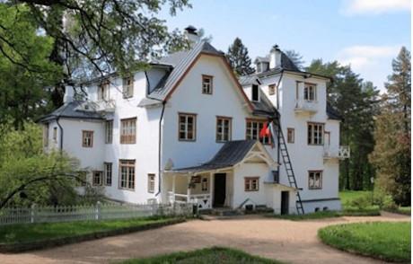 Музей-усадьба Поленово